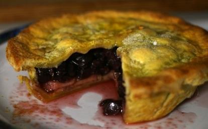 Damn Fine Pie. Bellebouche Style