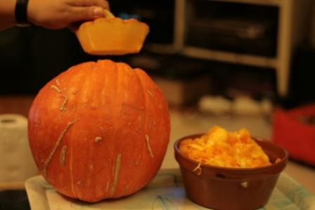 Pumpkin Prep
