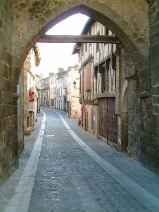Parthenay Gates