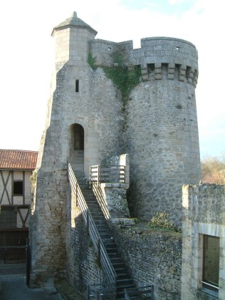Parthenay Towers