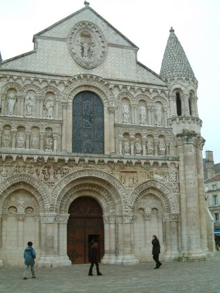 Poitiers Salty Church